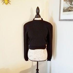 Vintage 1980s Paul Stanley Merino Sweater